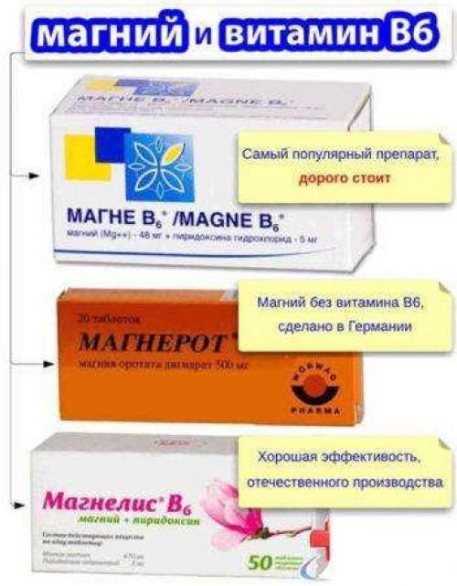 Избыток кальция и магния в организме. Причины избытка магния