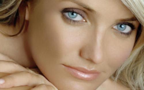 Палетка теней для голубых глаз. Макияж глаз по типу внешности