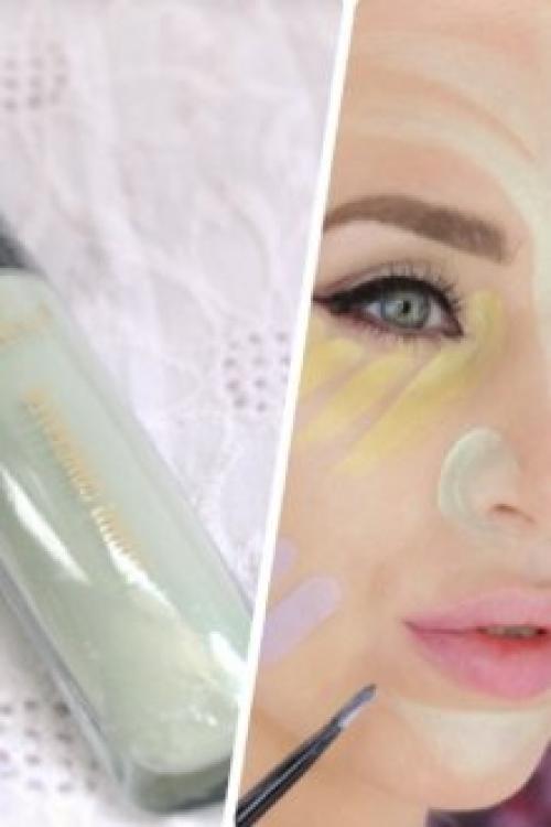 Корректор для лица зеленый, как пользоваться. Зеленый консилер для лица – идеальное средство маскировки недостатков кожи