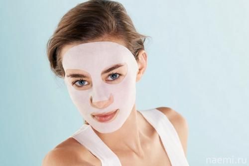 Как правильно наносить тканевую маску на лицо. Тканевые маски для лица: эффективность и преимущество