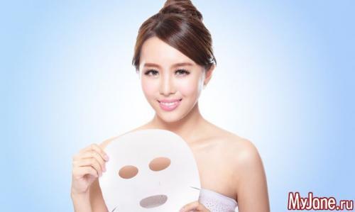 Как использовать тканевую маску для лица. Тканевая маска – вы все делаете неправильно!