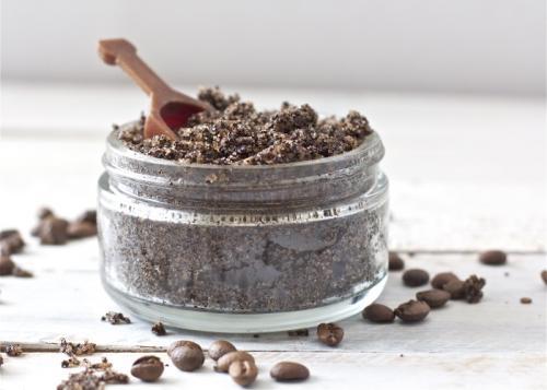 Скраб из кофе для тела. Как сделать кофейный скраб для тела в домашних условиях