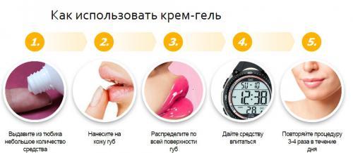 Помада для увеличения губ в аптеке. Как работают крема для увеличения губ?