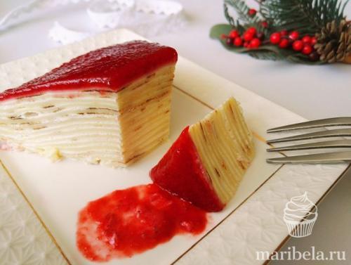 Творожный крем со сметаной для торта. Сметанно-творожный крем