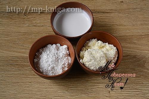 Творожный крем со сливками для бисквитного торта. Творожный крем со сливками