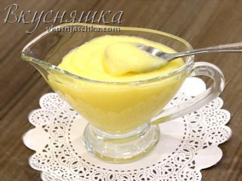 Крем Лимонный для торта. Лимонный крем для торта.