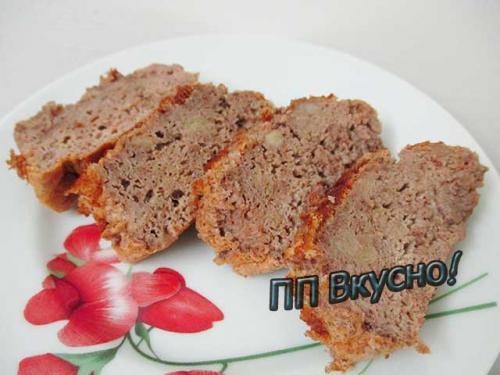 Банановый пирог ПП. Шоколадно-банановый бисквит без муки и сахара