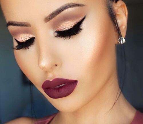 Как сделать профессиональный макияж-дома. Делаем глаза выразительными