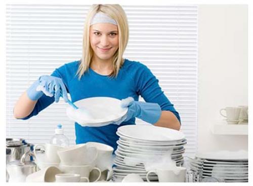 Правила мытья посуды в детском саду