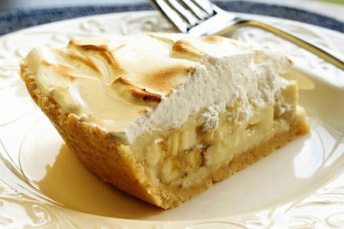 Творожно-банановый пирог. Творожный пирог с бананами по классическому рецепту