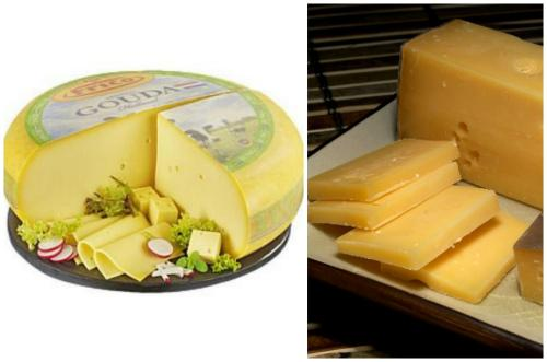 Сыр Гауда. Свойства сыра гауда