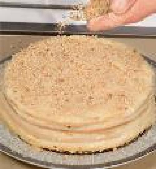 Торт наполеон по-домашнему. Торт Наполеон по-домашнему