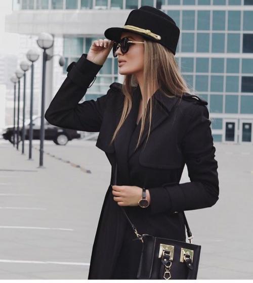 Эвелина Хромченко советы 2018. Как стоит носить маленькое черное платье
