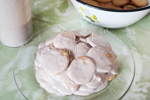 Рецепт торта Черепаха. Торт «Черепаха» со сметаной