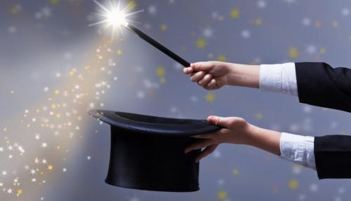 Как сделать волшебную палочку настоящую за 1 секунду?