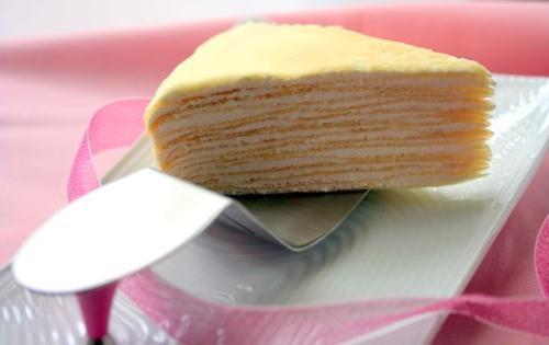 """Торт из множества тонких коржей. Сметанник """"Классический"""" - самый вкусный и нежный торт!"""