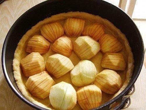 Обалденный яблочный пирог рецепт. Яблочный пирог обалденный