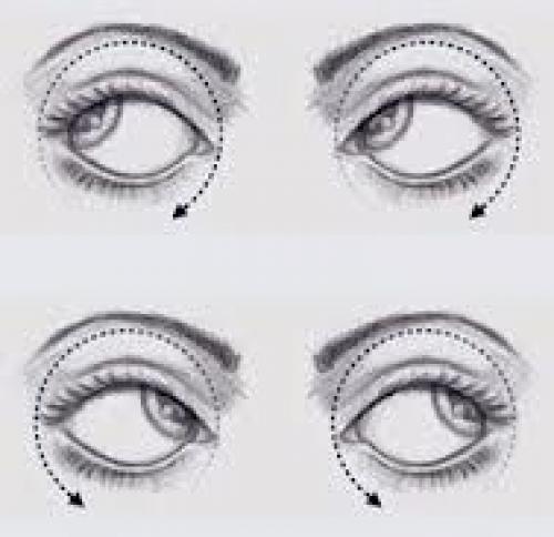 Гимнастика для глаз при близорукости. Упражнения
