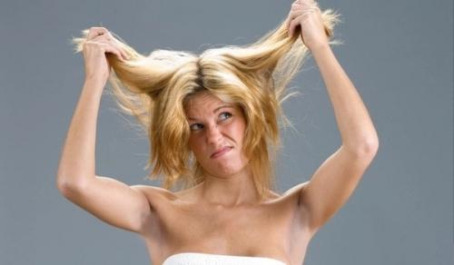 Как волосы сделать густыми и длинными. Густые и пышные: уход за волосами в домашних условиях
