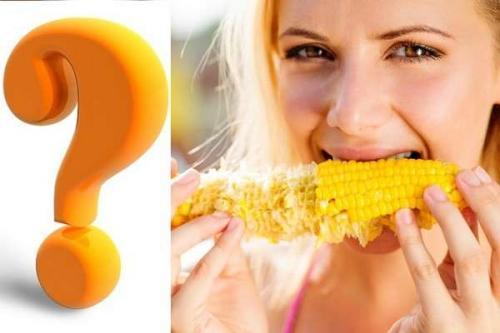 Кукуруза при диете. Польза кукурузы вареной при похудении