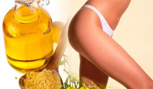 Обертывание с медом и горчицей. Особенности воздействия медово-горчичной смеси