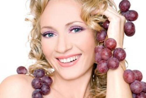 Маска из винограда для волос. Доктор Виноград: маски для лица и волос из винограда и масла косточек