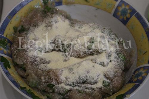 Вкусные тефтели в духовке с подливкой