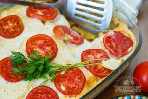 Рецепты блюд здорового питания. Ужины на правильном питании