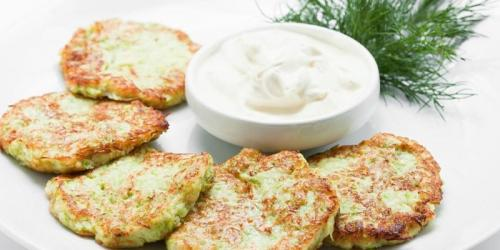 Оладьи из кабачков с сыром в духовке. Как приготовить оладьи из кабачков в духовке