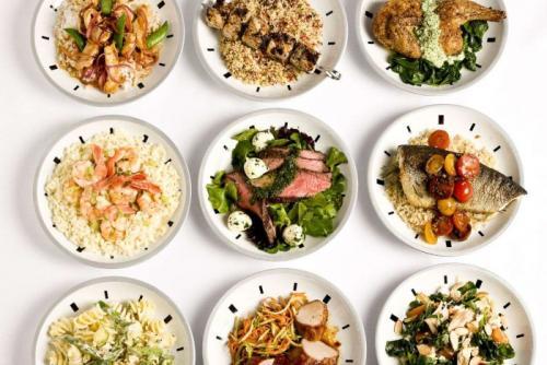 Меню на неделю для похудения. Примерное меню на неделю с суточной калорийностью 800 калорий