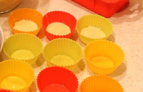 Классический рецепт кексов в формочках. Классический рецепт