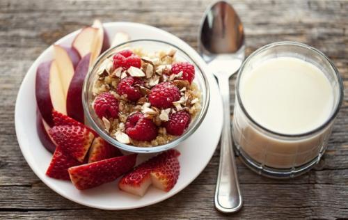 Рецепты диетические завтраки для похудения. Каким должен быть правильный завтрак для похудения
