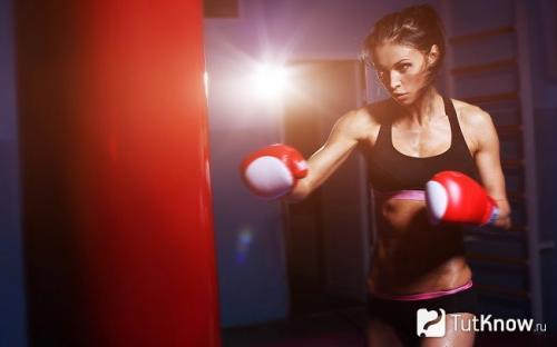 Бокс для похудения. Помогут ли похудеть занятия боксом?
