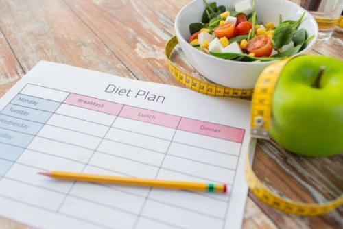 Похудеть за месяц. Примеры диет для похудения на 15 кг за один месяц