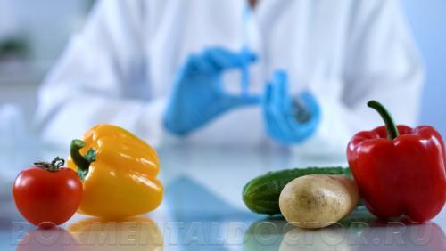 Химическая диета меню таблица. Химическая диета