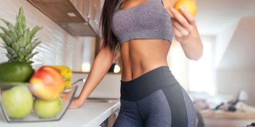 Как похудеть на 1 кг за 5 минут. Простой план для похудения на 5 килограмм за одну неделю
