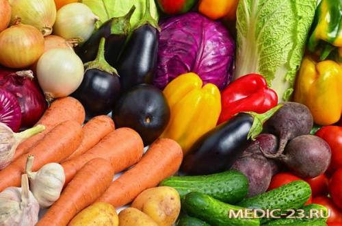Овощи полезные для похудения. Принцип похудения на овощах
