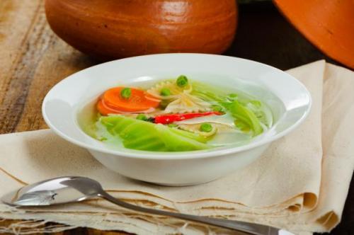 Диета капустный суп. Диета на капустном супе: правила похудения и польза для здоровья