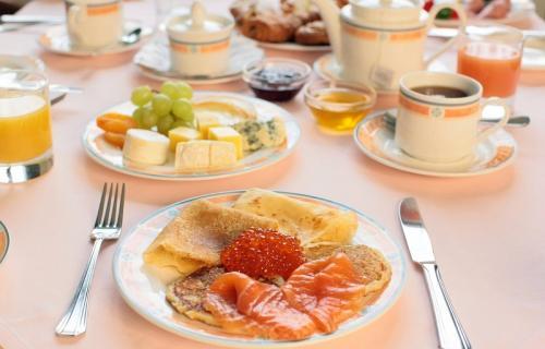 Завтраки низкокалорийные рецепты. 30 вариантов низкокалорийных завтраков на каждый день