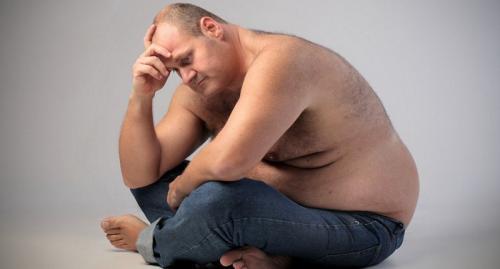 Ожирение у мужчин. Причины и виды мужского ожирения, риски развития осложнений