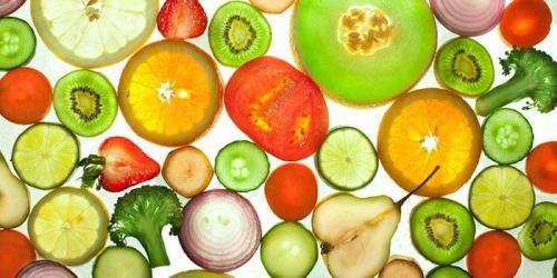 Питание овощами и фруктами. Что такое фруктово-овощная диета для похудения