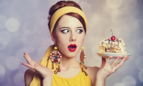 Сладости не калорийные. Самые низкокалорийные сладости