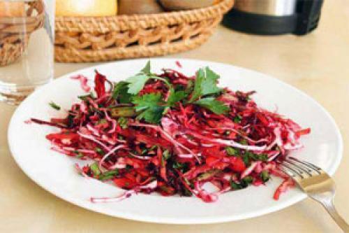 Салат метла фруктовый. Показания к использованию салата «метёлка»