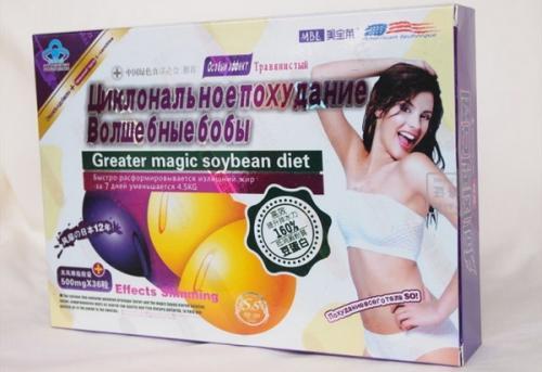 Волшебные бобы для похудения, как принимать. Механизм действия Волшебных Бобов