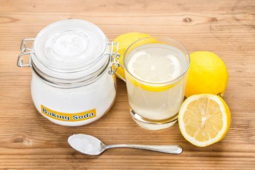 Для похудения сода и лимон. Рецепты для похудения