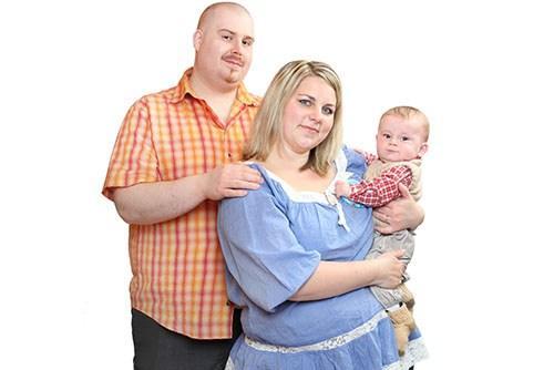 Ожирение у ребенка. Причины ожирения в раннем возрасте