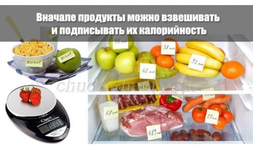 Низкокалорийная диета на месяц меню. Примерное меню диеты на неделю
