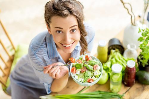Салаты для похудения рецепты. Диетические салаты для похудения, которые нужно добавить в меню