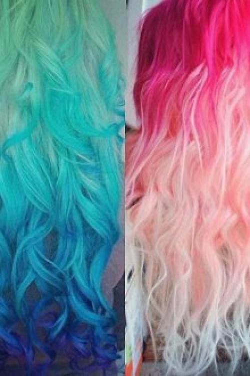 Как дома покрасить волосы тоником. Покраска волос тоником: меняем цвет прядей быстро и безопасно