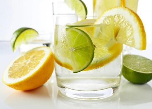 Вода с лимоном для похудения рецепт. Худеем на лимонной воде